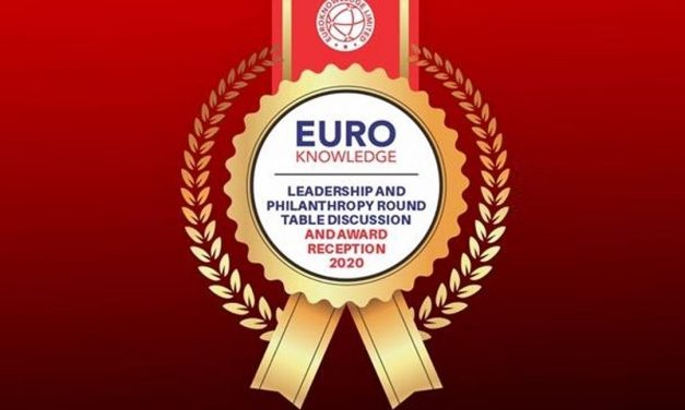 Euroknowledge Philanthropy Leadership Lecture and Award Reception